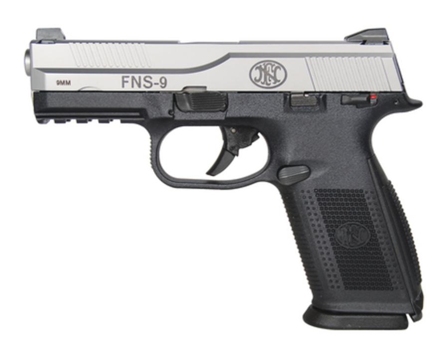 Fnh Fns 9 Silver Matte Black